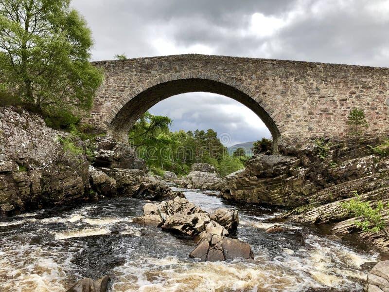 Ponte rochoso fotos de stock royalty free