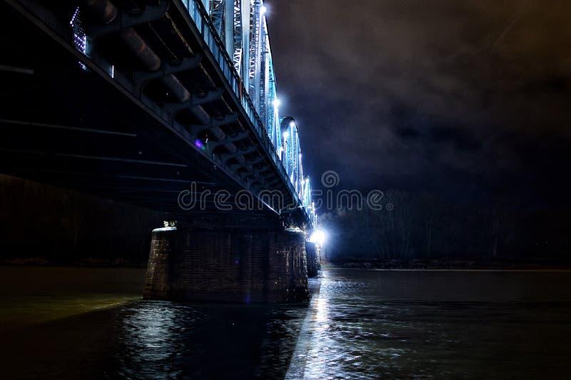 Ponte sobre Vistula fotos de stock