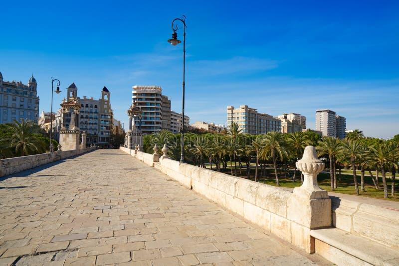 Ponte Spagna di Del Mar del pont di Valencia Puente immagine stock