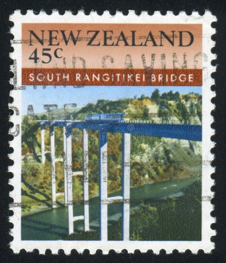Ponte sul de Rangitikei fotos de stock royalty free