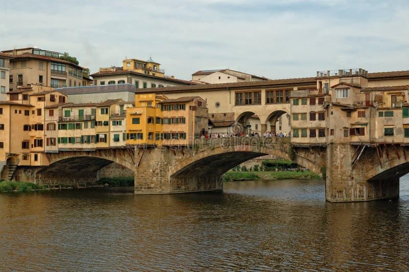 Ponte Vecchio à Florence, Italie image stock