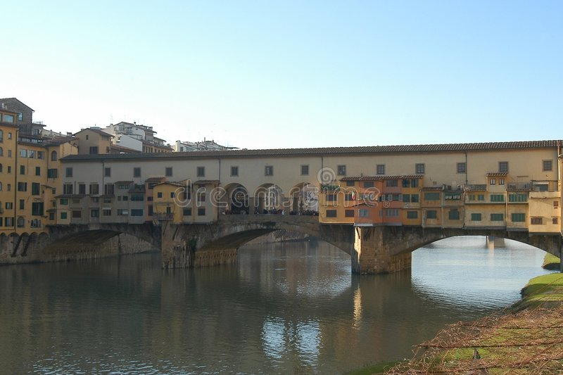 Download Ponte Vecchio stock image. Image of toscana, florence, tuscany - 107415