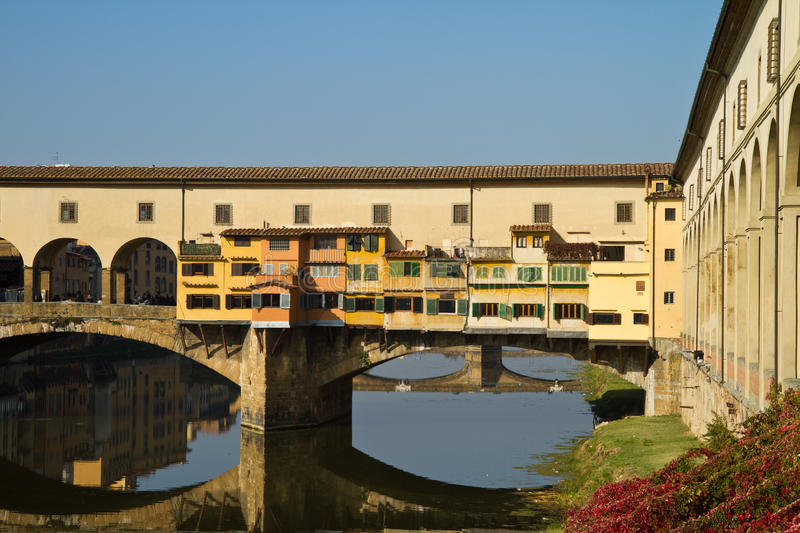 Download Ponte Vecchio stock image. Image of bridege, exterior - 23066319
