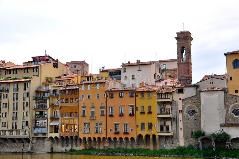 Download Ponte Vecchio stock photo. Image of homes, city, famous - 25068318