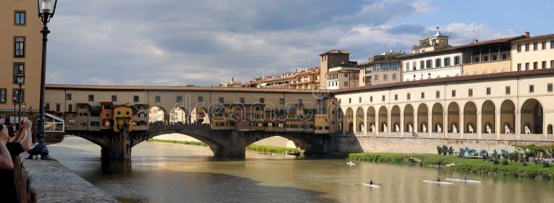 Ponte Vecchio immagine stock
