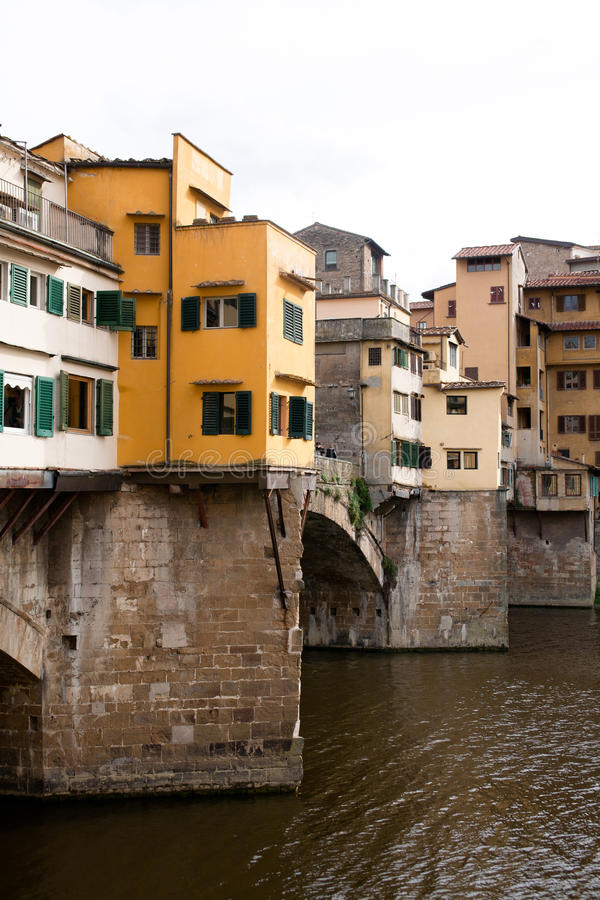 Download Ponte Vecchio stock image. Image of historical, building - 27657357