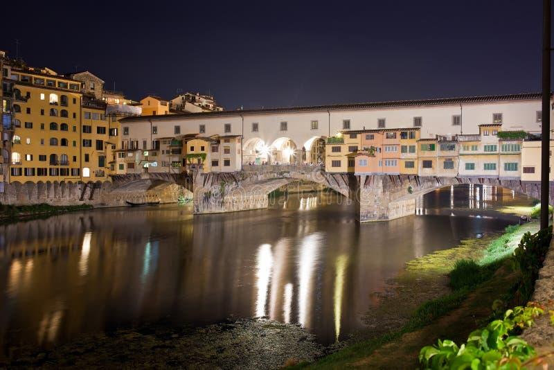 Ponte Vecchio fotos de stock royalty free