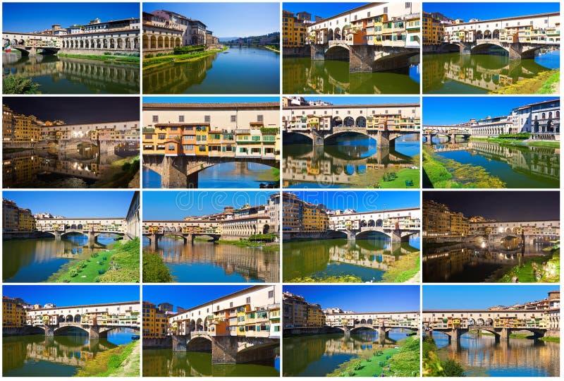 Ponte Vecchio imagen de archivo libre de regalías