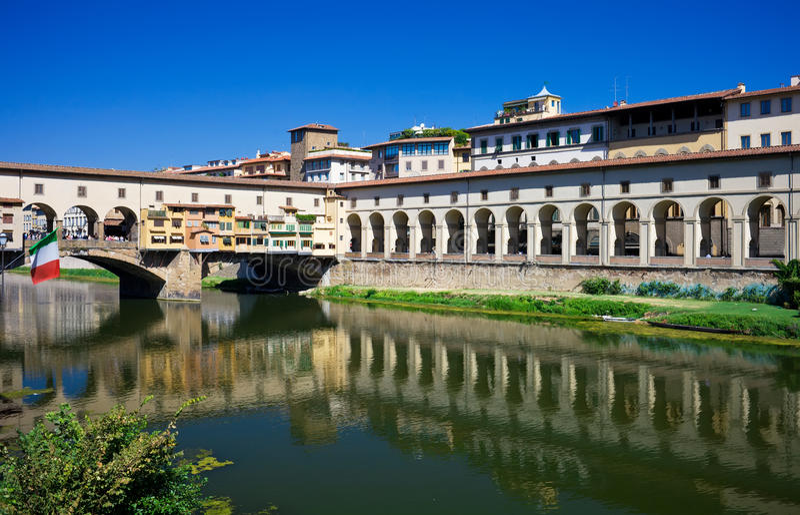 Ponte Vecchio foto de stock royalty free