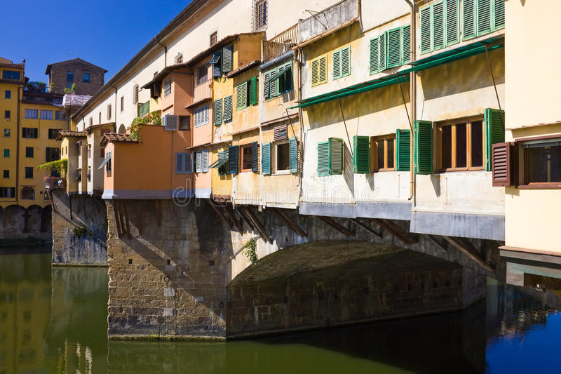 Ponte Vecchio fotos de stock