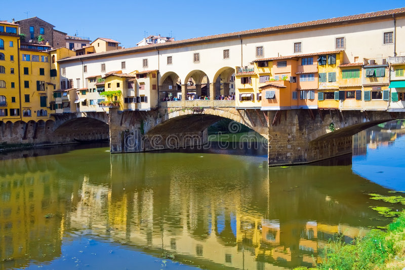 Ponte Vecchio fotografia de stock royalty free