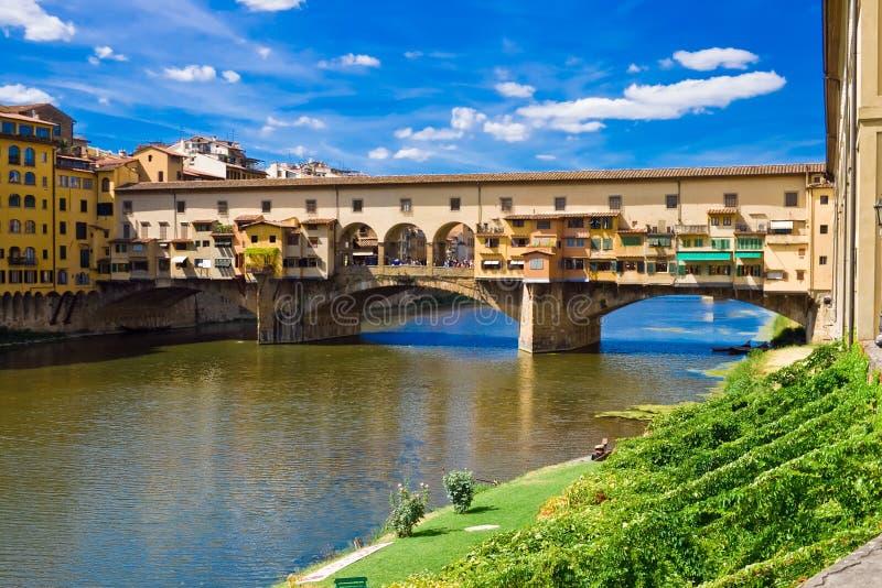 Ponte Vecchio foto de archivo libre de regalías