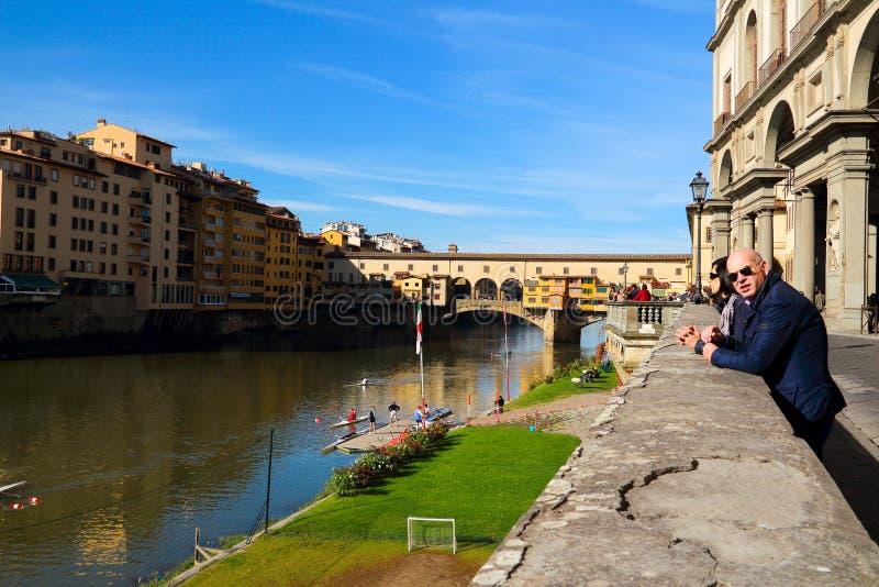 Ponte Vecchio royalty free stock photos