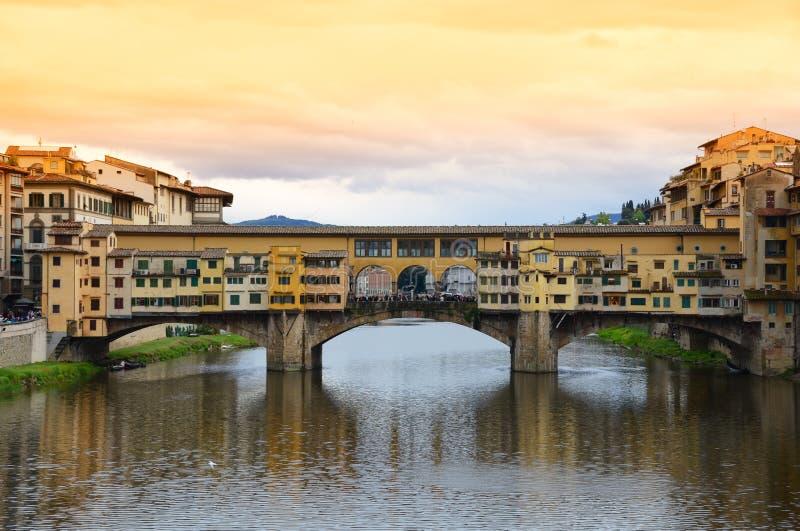 Download Ponte Vecchio Bridge In Florence Stock Photo - Image: 24335102