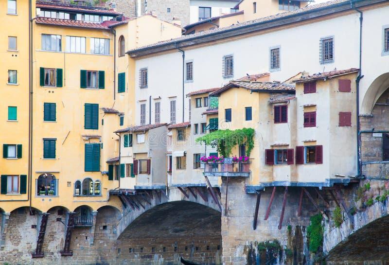 Ponte Vecchio em Florença imagem de stock royalty free