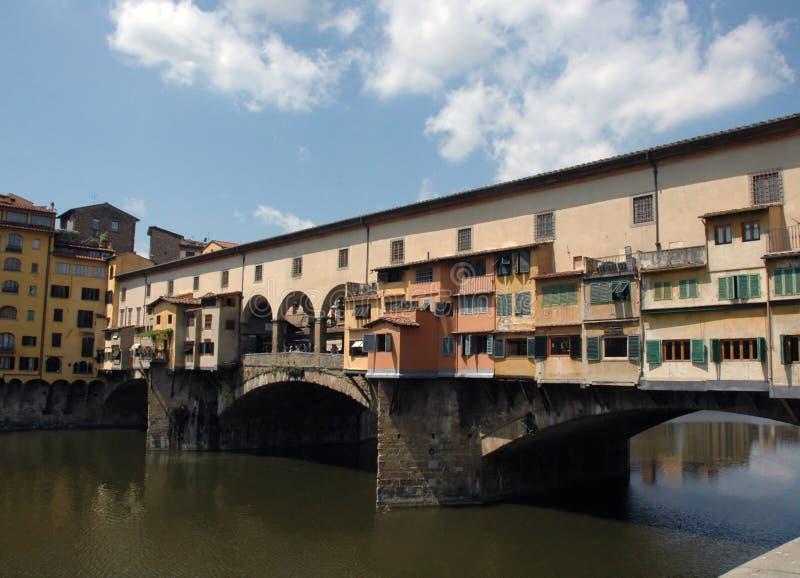 Ponte Vecchio - Florance imagenes de archivo