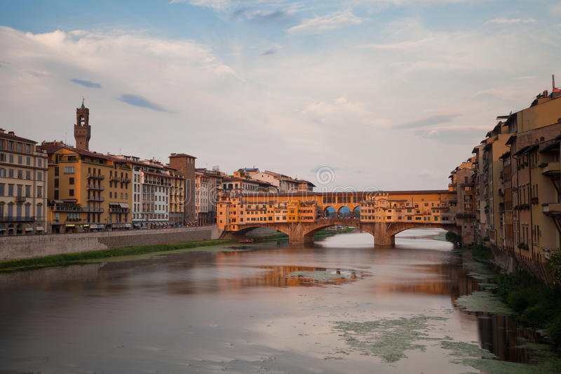 Download Ponte Vecchio, Florence stock image. Image of houses - 26075527