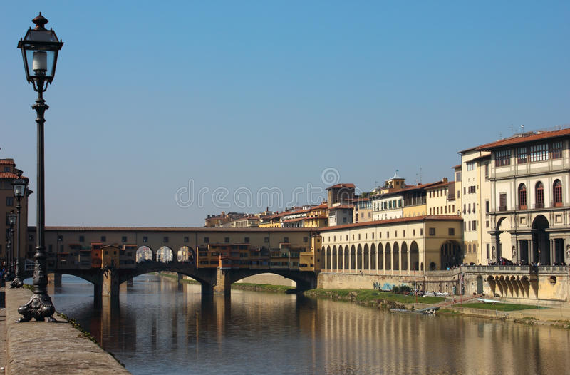 Download Ponte Vecchio in Florence stock image. Image of firenze - 26102869