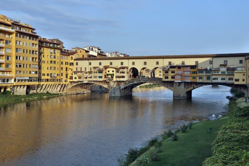 Ponte Vecchio - Florence - Italy stock photo
