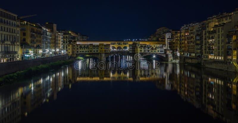 Ponte Vecchio II 免版税库存照片