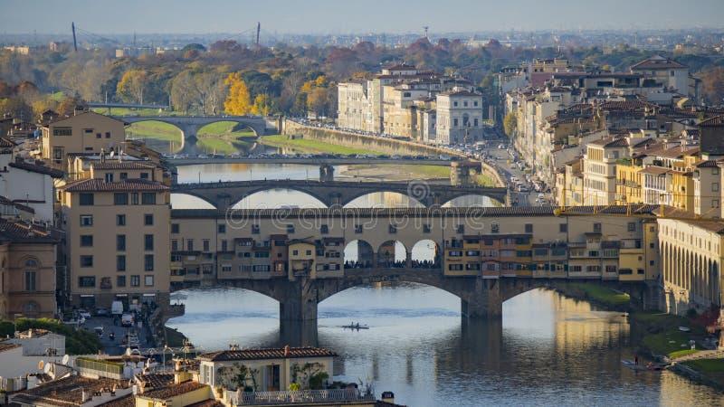 Download Ponte Vecchio, Old Bridge, Florence, Italy. Stock Photo - Image: 83712240