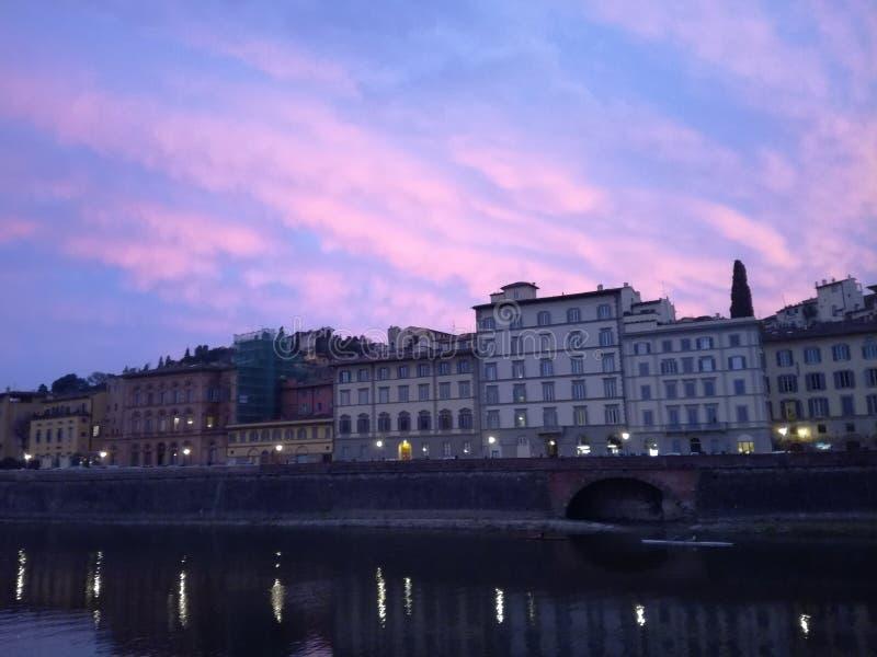 Ponte Vecchio royalty-vrije stock foto's