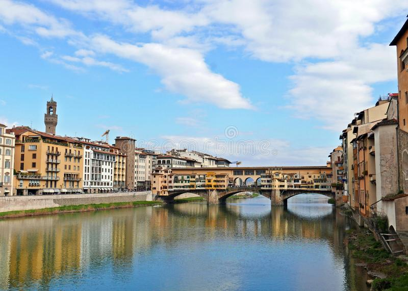 Ponte Vecchio stock photos