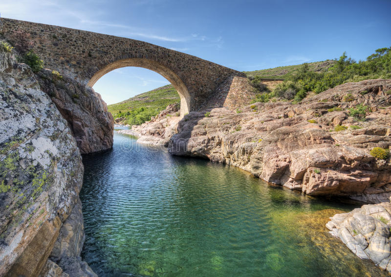 Ponte Vecchiu stockbild