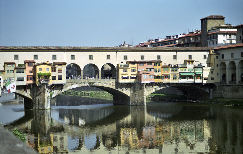 Ponte Veccio royalty free stock images