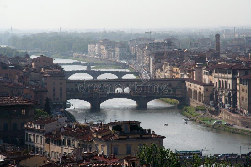 Ponte Vechio royalty-vrije stock fotografie