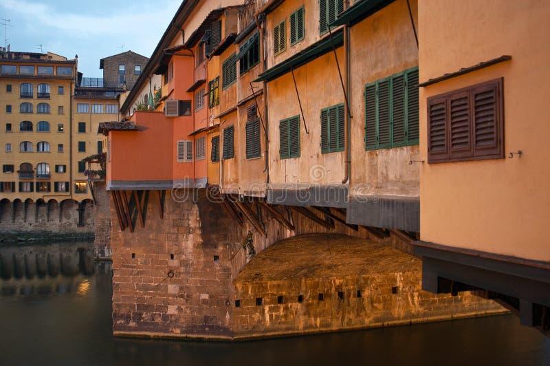 Download Ponte Vechio immagine stock. Immagine di tuscany, turismo - 7302495