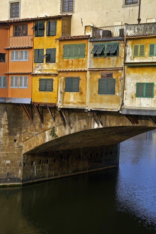 Ponte Vechio lizenzfreies stockfoto