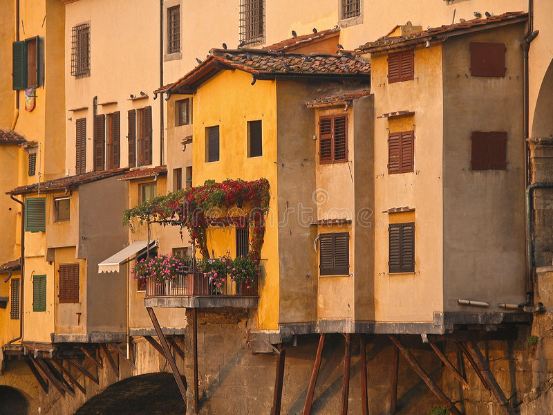 Download Ponte Vechio immagine stock. Immagine di sightseeing, italiano - 7303231