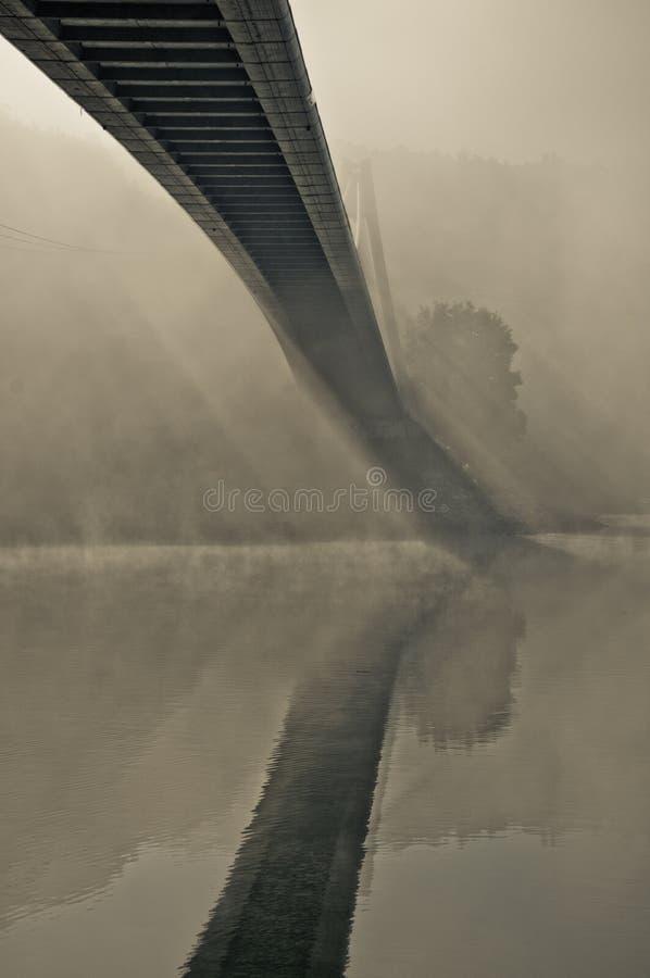 Ponte velha fotografia de stock