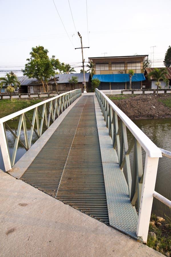 Pontes de aço foto de stock