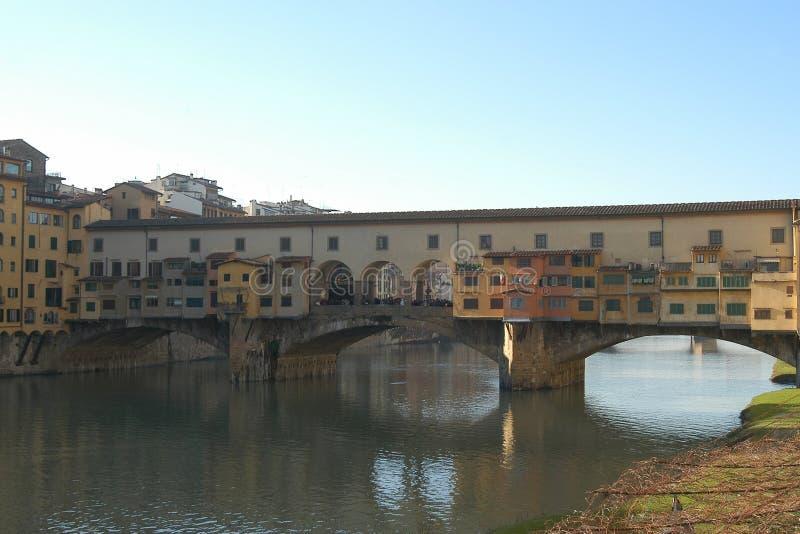 Pontevecchio Royaltyfri Foto