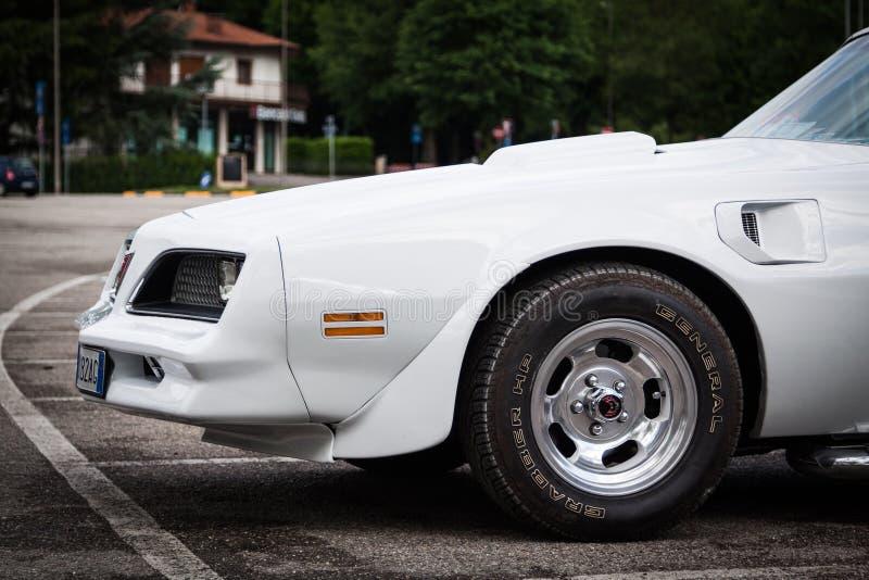 Pontiac транс-был стоковые фото