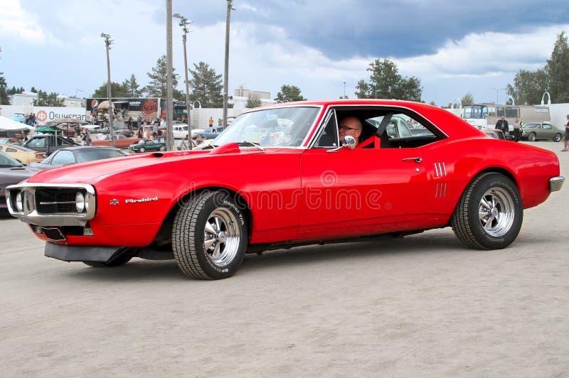Pontiac Firebird lizenzfreie stockfotografie