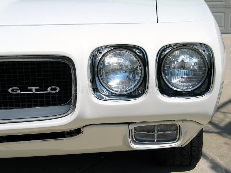 Pontiac GTO royalty-vrije stock afbeelding