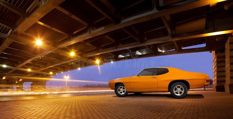 Pontiac GTO 1970 obraz royalty free