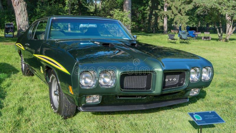 Pontiac 1970 GTO images stock