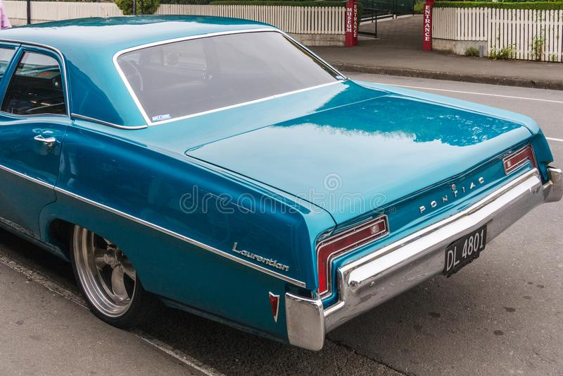 1969 Pontiac Laurentian stock foto's