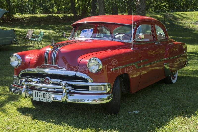 Pontiac pathfinder zdjęcie royalty free