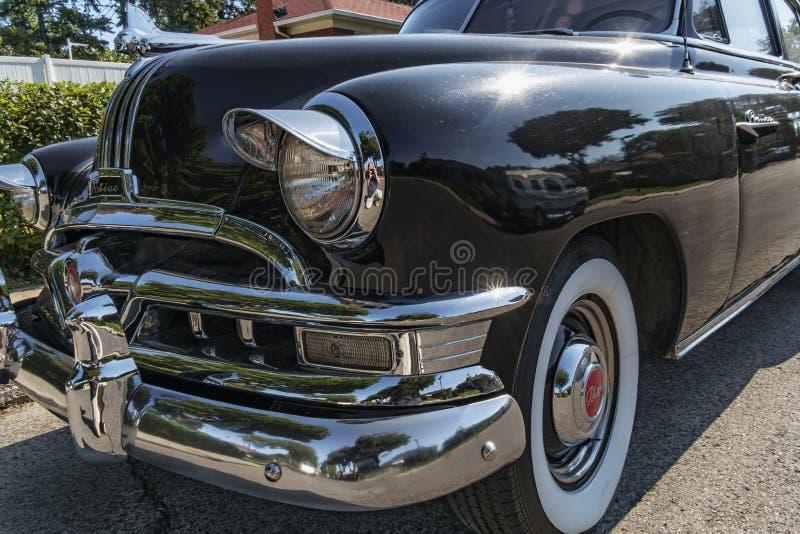 1954 Pontiac wódz zdjęcia royalty free