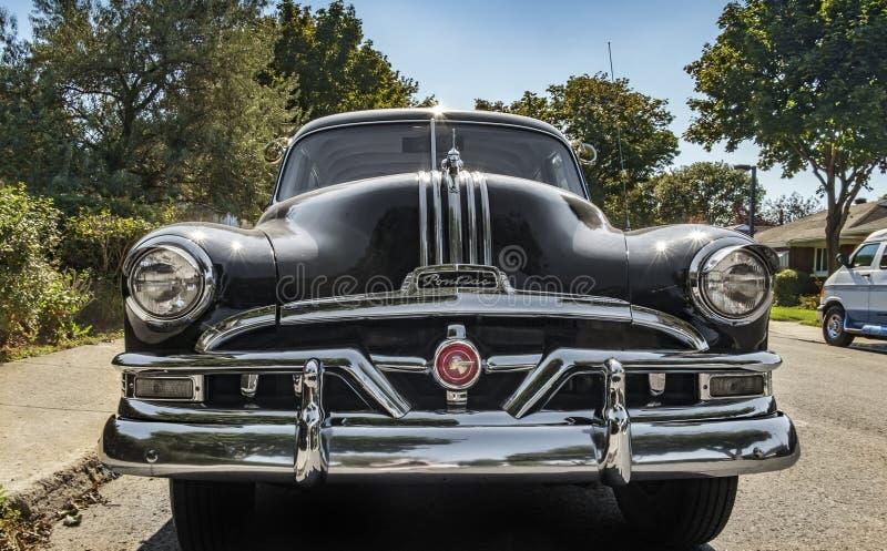 1954 Pontiac wódz zdjęcia stock