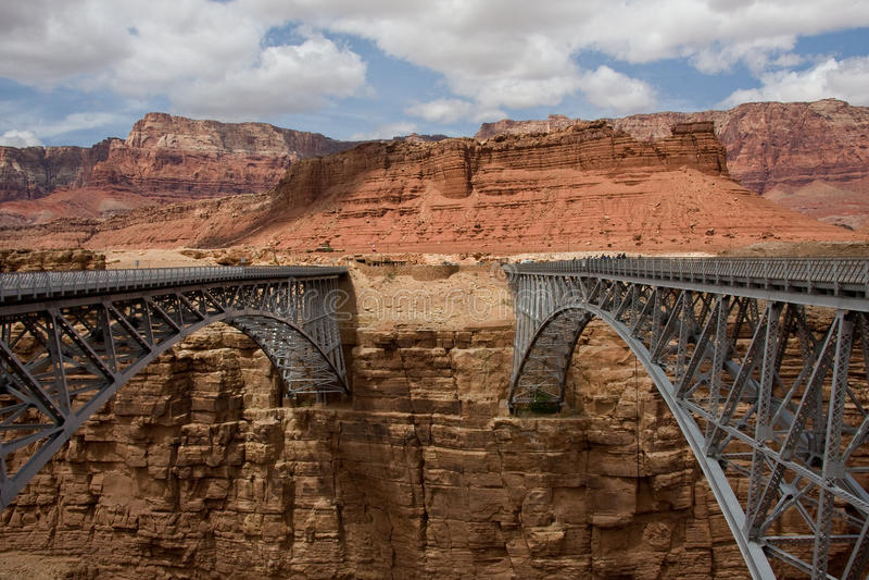 Ponticello Arizona del Navajo fotografia stock libera da diritti