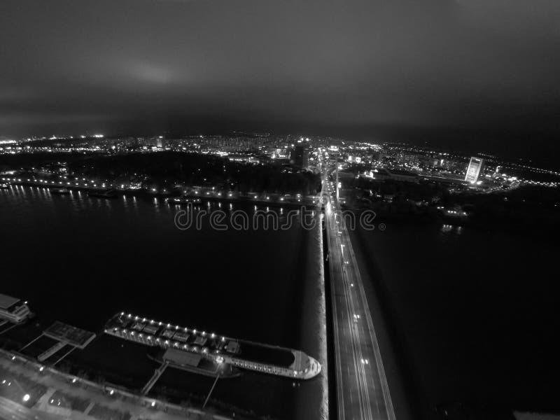 Ponticello a Bratislava immagini stock