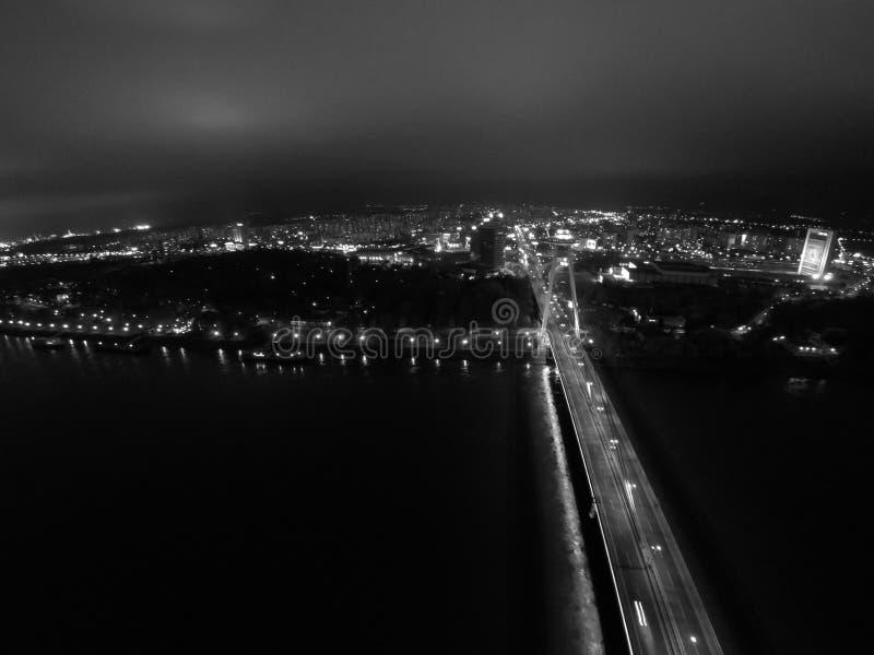 Ponticello a Bratislava immagine stock