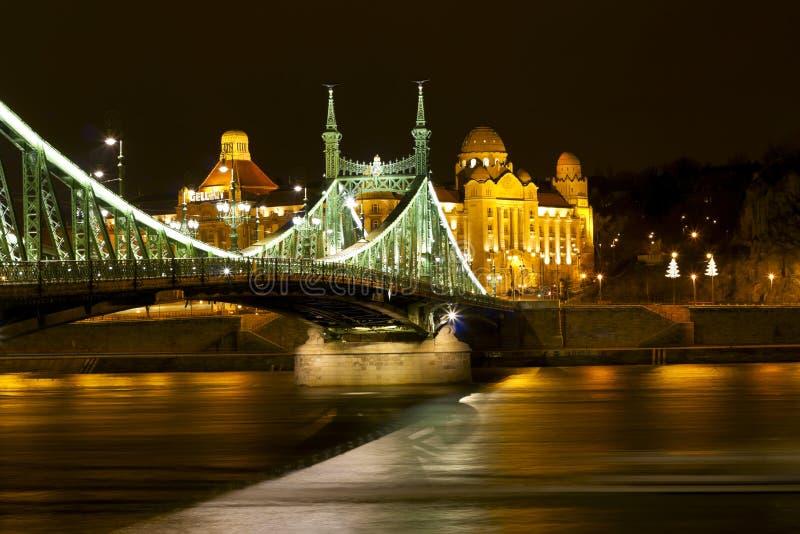 Ponticello a Budapest fotografie stock