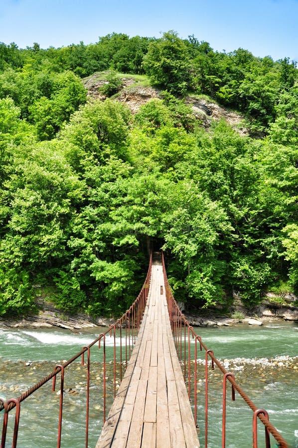 Download Ponticello Della Sospensione Bridge Immagine Stock - Immagine di appendere: 56882467